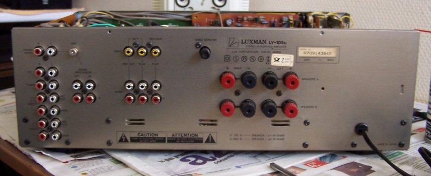 Luxman lv-103 amplifiers download instruction manual pdf.