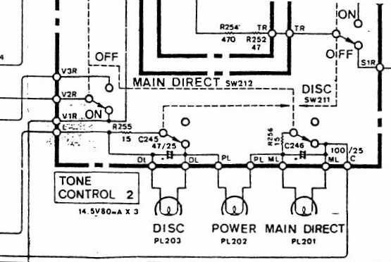 yamaha a760's specifications audiokarma home audio stereo yamaha motorcycle wiring diagrams yamaha schematics #45